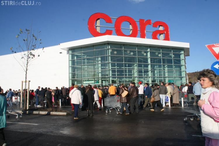 Niciun copil nu a fost rapit din Hipermarketul CORA din Cluj-Napoca!