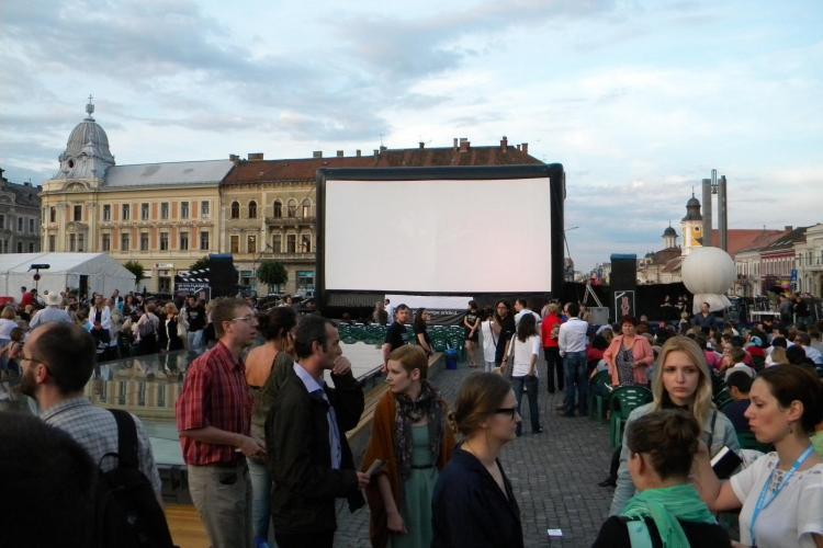 TIFF 2011: 70.000 de spectatori au vizionat cele 220 de filme proiectate in Festival