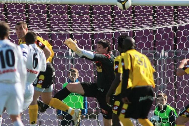 Portarul portughez Pedro Taborda este la un pas sa semneze un contract cu CFR Cluj