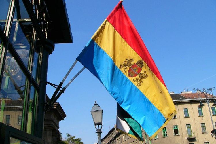 Budapesta isi schimba steagul pentru ca seamana cu cel al Romaniei