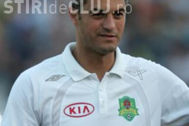 Antrenorul care a promovat Universitatea Cluj in Liga I, Cristi Dulca, se lupta cu cancerul