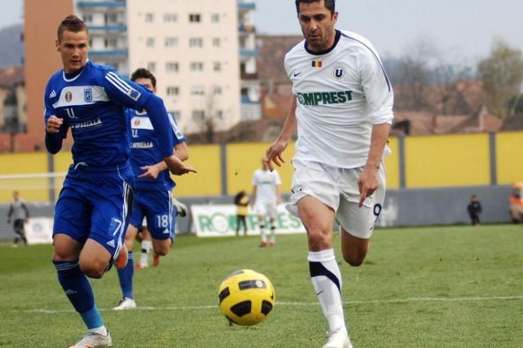 Universitatea Cluj joaca sase amicale in Austria. Vezi care sunt adversarii clujenilor!