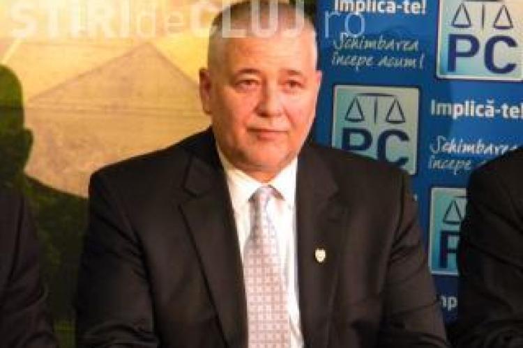 Marius Nicoara, presedintele PNL Cluj: Emil Boc a fost la Cluj sa isi contabilizeze esecurile