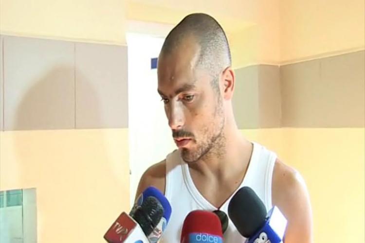 Portarul CFR Cluj, Eduard Stancoiu, nu si-a primit de trei luni banii de la echipa - VIDEO