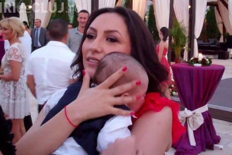Paszkany a botezat copilul cuplului Andra si Maruta. Petrecerea a fost luxoasa VEZI VIDEO