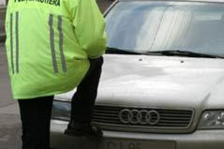 Politistii de la rutiera, mustrati de sefi: Am primit sesizari despre modul in care se poarta in trafic