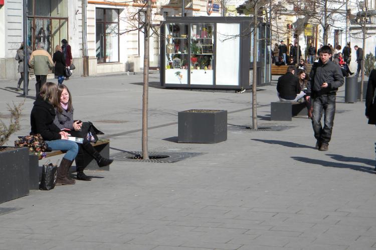 Haosul publicitar din Cluj-Napoca, tinut sub control de Primarie cu amenzi drastice