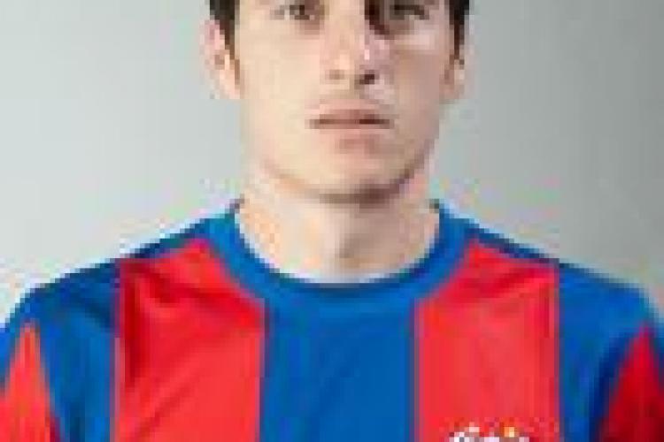 Laurentiu Marinescu s-a antrenat cu Universitatea Cluj