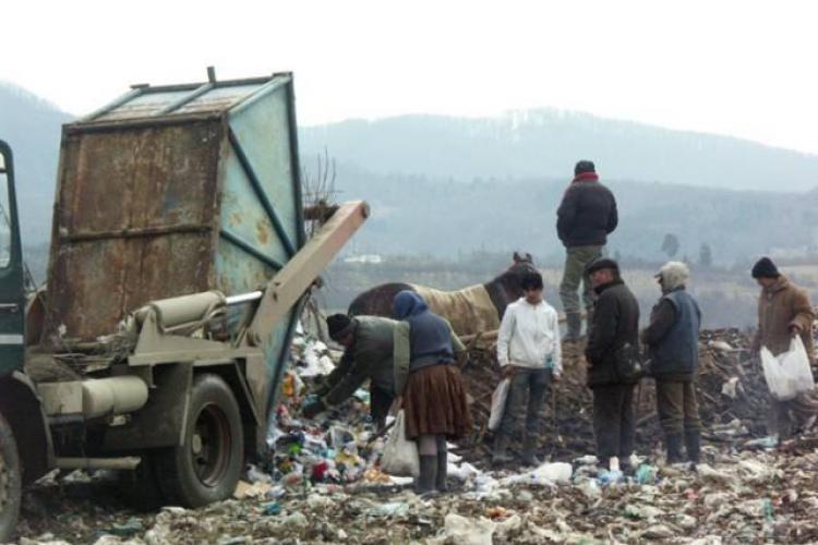 CLUJ: UE ne da 48 de milioane de euro pentru inchiderea rampelor de gunoi, dar sefii CJ Cluj se impiedica in licitatii VIDEO