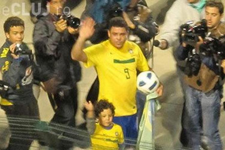 Brazilia - Romania 1-0! Ronaldo nu a inscris, dar a avut 3 ocazii VEZI golul brazilian VIDEO