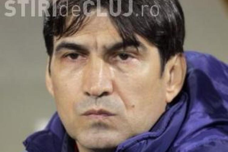 Victor Piturca a acceptat functia de antrenor al Nationalei