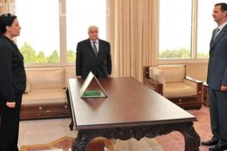 Incredibil: O femeie s-a dat drept ambasadoarea Siriei in Franta