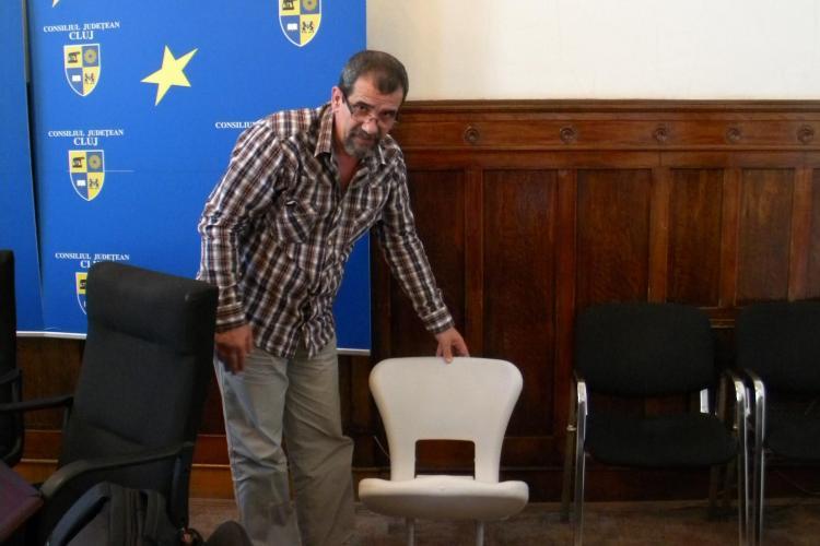 "Vezi cum arata noile scaune de la stadionul ""Cluj Arena"" VIDEO si FOTO"