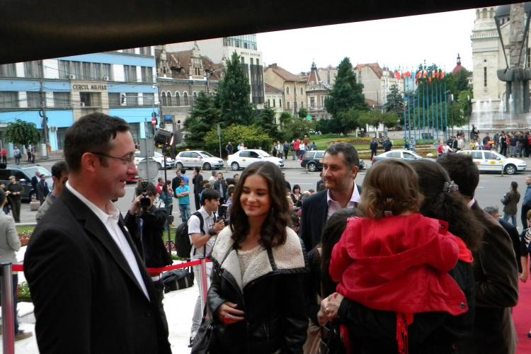 Gala TIFF 2011! Vezi vedetele de pe covorul rosu VIDEO si FOTO