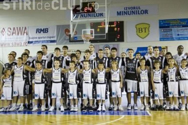 Baschetbalistii de la Viitorul U Mobitelco au obtinut medalia de bronz la turneul final al Campionatului national U 17
