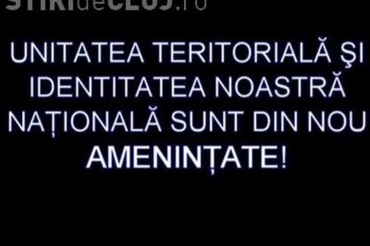 Romanii, chemati la o adunare nationala la Sfantu Gheorghe: Romania este sub asediul ungurilor - VIDEO