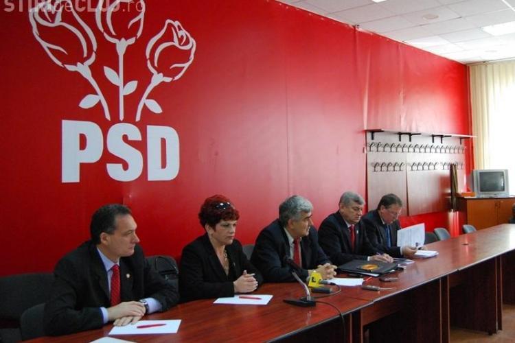 PSD Cluj il acuza pe Tise ca se foloseste de copii pentru actiuni electorale