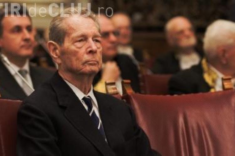 Basescu il ataca pe Regele Mihai: Abdicarea a fost un act de tradare - VIDEO