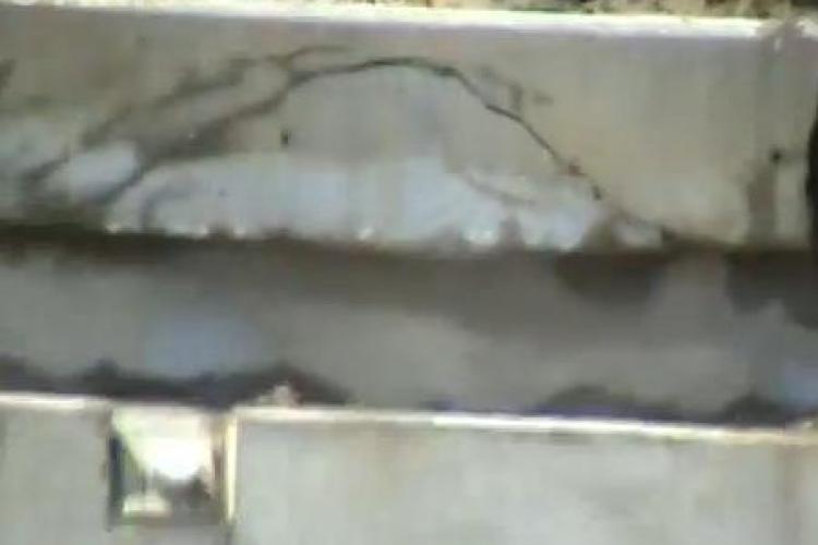 """Vezi """"jaful"""" de 6 ani de pe Centura Valcele - Apahida! Imagini scandaloase VIDEO"""