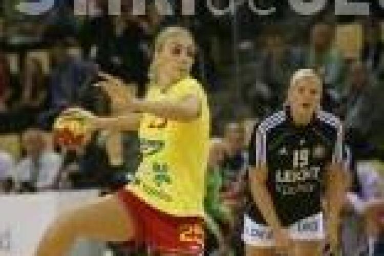 Clara Vadineanu a semnat pentru doua sezoane cu U Jolidon