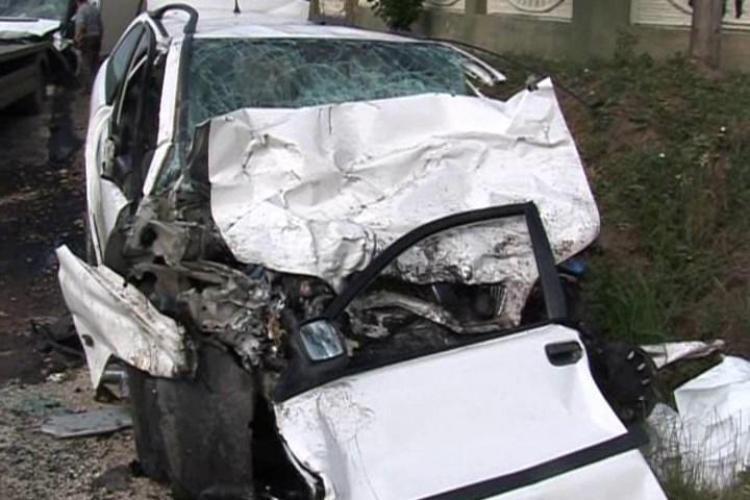 Accidentul de la Ghirisu Roman, la cateva minute dupa carnagiu IMAGINI SOCANTE VIDEO
