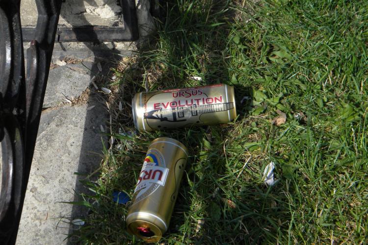 "Ursus ""Involution"": miros de urina si mizerie in Piata Unirii STIREA CITITORULUI"