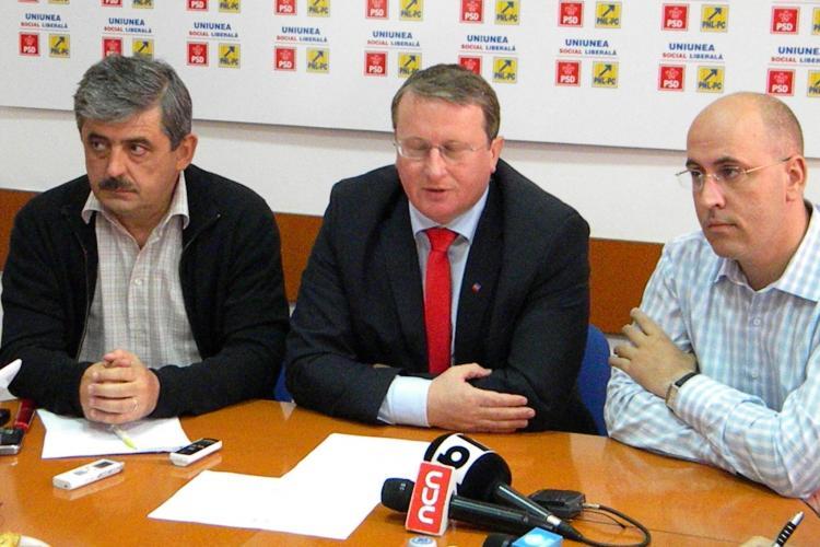 Concurenta mare la USL Cluj pentru scaunul de primar si presedinte al CJ Cluj. Cine are sanse?