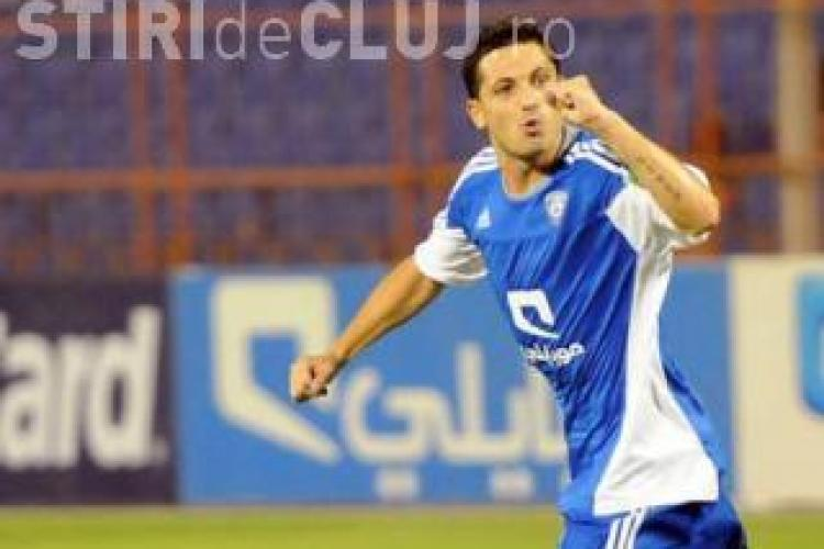 Mirel Radoi s-a transferat la echipa Al Ain, antrenata de Cosmin Olaroiu