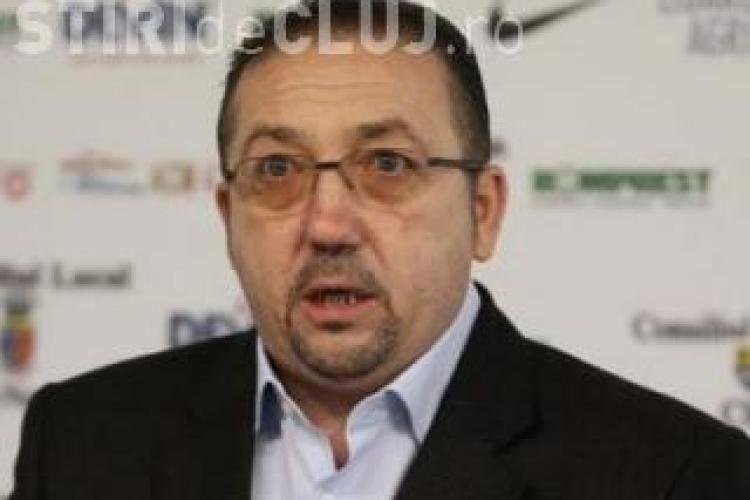 Finantatorul Universitatii Cluj, Florian Walter: E posibil sa imprumutam cativa jucatori la Dinamo