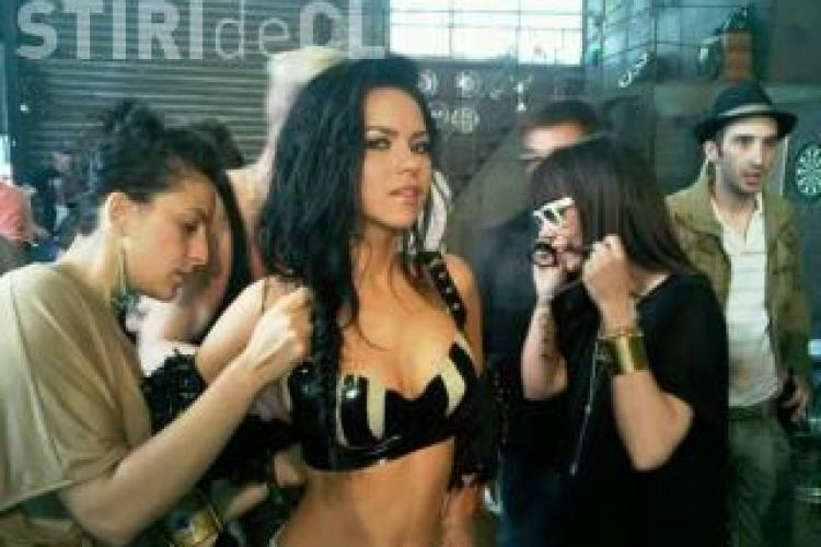 "Inna, sexy in noul videoclip. La ""Club Rocker"" a lucrat cu regizorul lui Kylie Minogue - VIDEO"