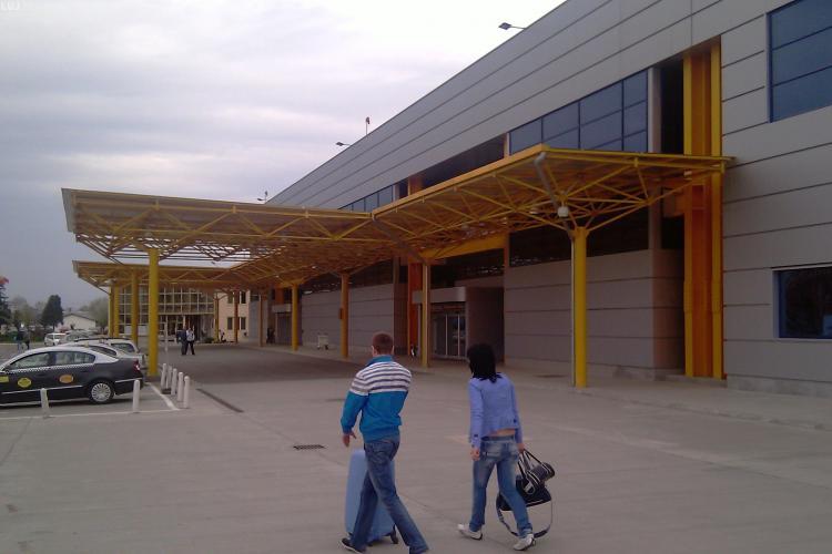 Acces cu trenul pana la Aeroportul International Cluj