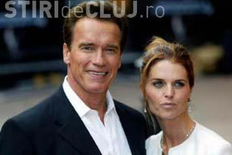 Maria Shriver, sotia lui Arnold Schwarzenegger, a depus actele de divort