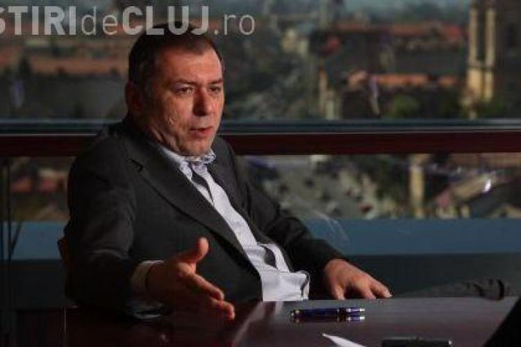Horia Ciorcila, presedintele Bancii Transilvania ar putea fi amendat cu 12.5 milioane de euro EXCLUSIV