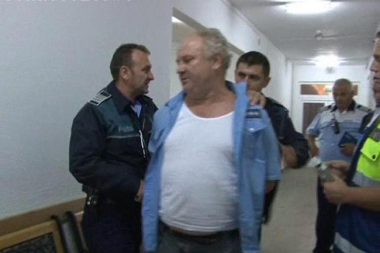 Seful Politiei Locale Dej, Mircea Marcel, beat mort la volan. Comandantul Politiei s-a certat cu politistii la spital  VIDEO