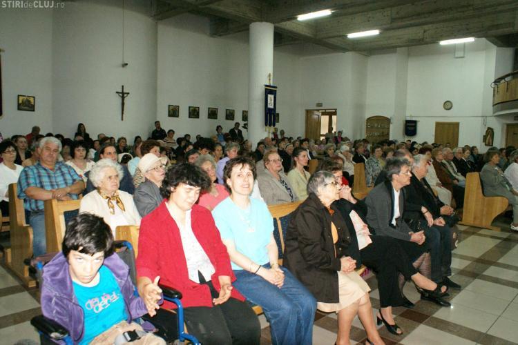"""Reclicvele Sfantului Anton de Padova, venerate la Capela """"Sfantul Iosif"""" din Cluj-Napoca FOTO"""