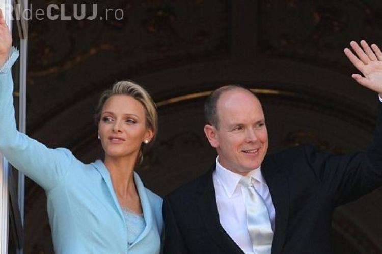 Nunta princiara: Albert de Monaco s-a casatorit - FOTO SI VIDEO