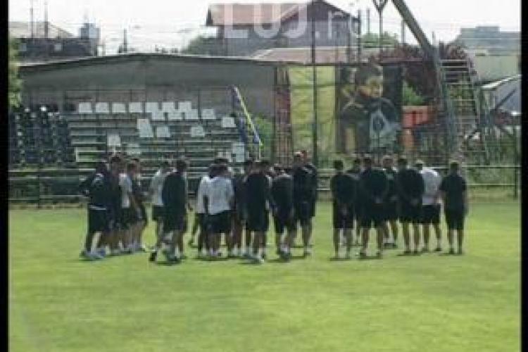 Universitatea Cluj joaca astazi ultimul meci de pregatire in Austria. Vezi cine sunt adversarii!
