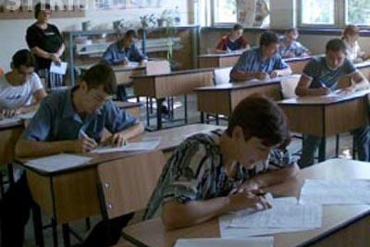 Testele Nationale: Vezi baremul de corectare a examenului la matematica