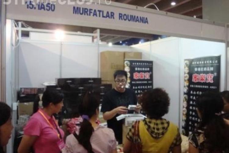 Chinezii au copiat vinul Murfatlar