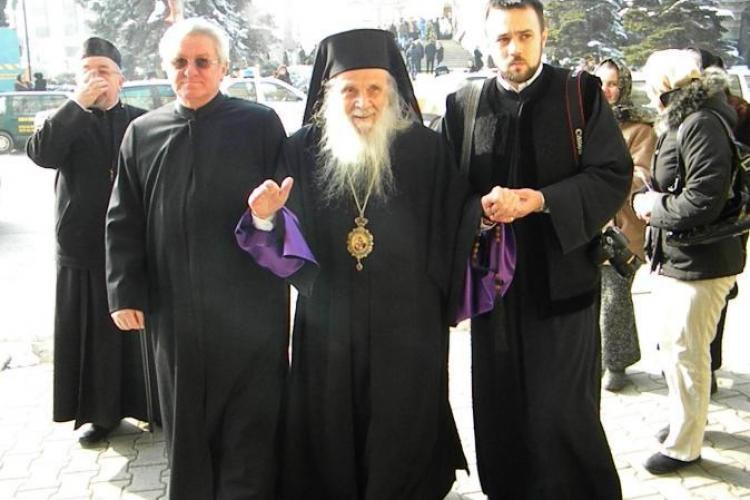 """Arhiepiscopul Maramuresului, Iustinian Chira, decorat cu """"Steaua Romaniei"""""""