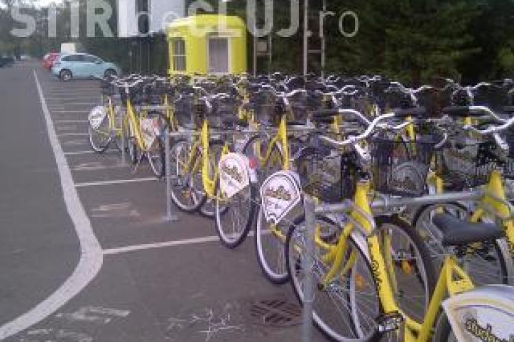Bicicletele StudentObike au intrat in vacanta
