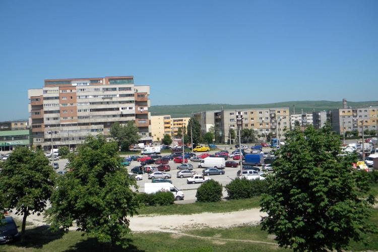 Lidl insista cu magazinul in zona Expo Transilvania: Il mascam cu vegetatie si un bloc de 13 etaje