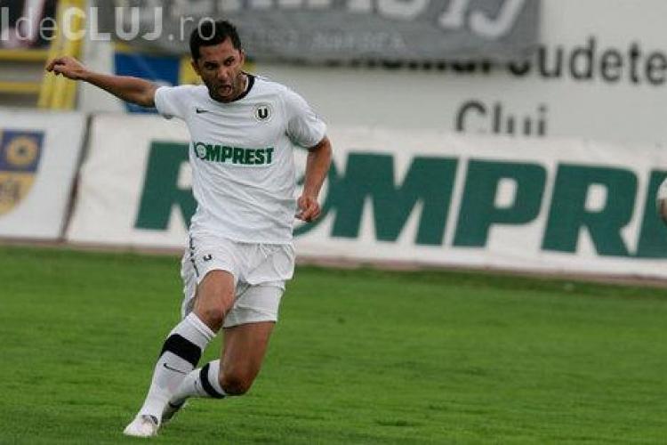 Amical: Universitatea Cluj-Karpaty Lvov 2-0