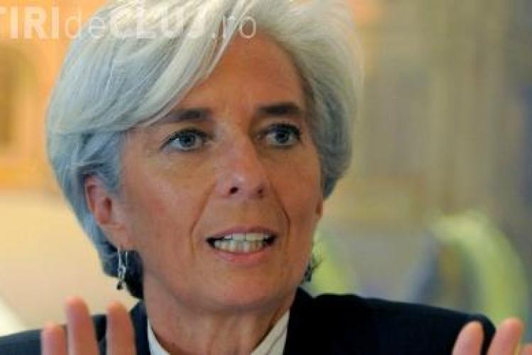 Christine Lagarde, prima femeie care ajunge la conducerea FMI