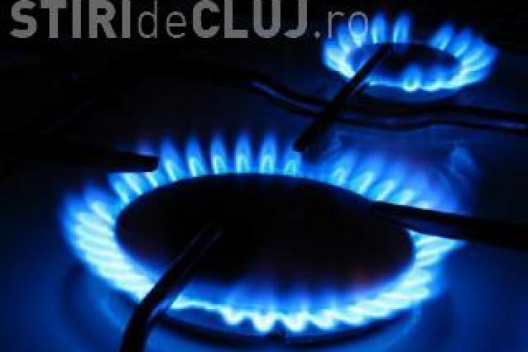 Pretul gazelor naturale pentru agentii economici creste cu 10% de la 1 iulie