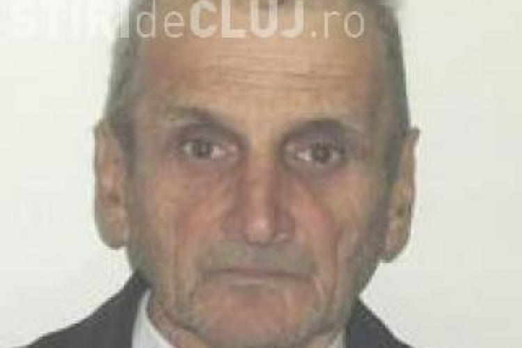 Un clujean de 72 de ani, cautat timp de o luna, a fost gasit mort in Aghiresu