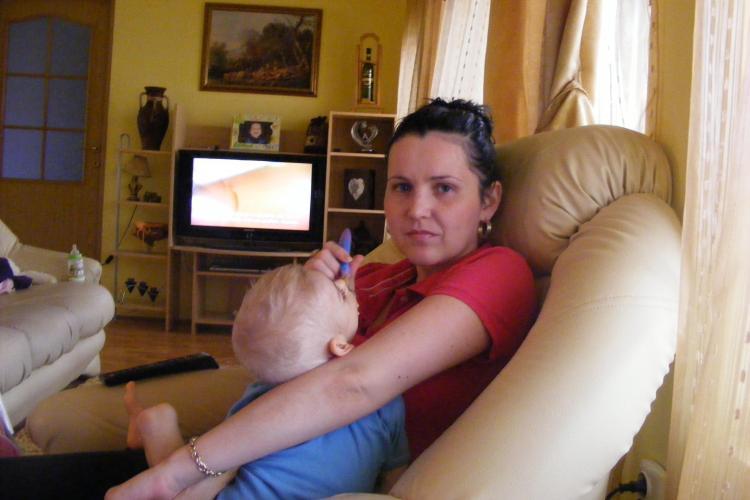 Socant! A nascut un copil cu handicap, dupa ce un medic din Turda i-a administrat un medicament interzis