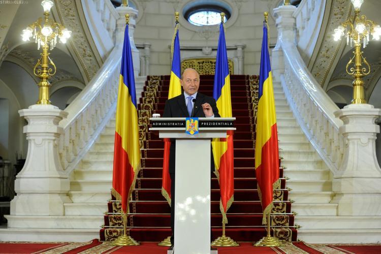 Traian Basescu: Reorganizarea administratia ar duce la economii anuale de 100 de milioane de euro