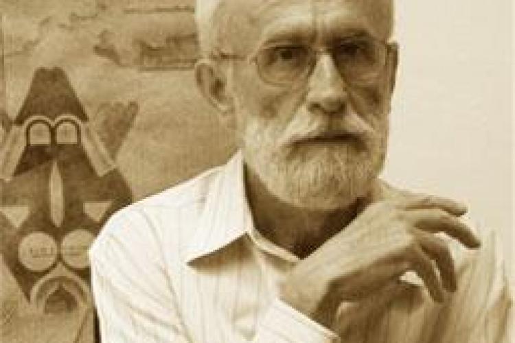 Autorul Ansamblului de la Tauseni, artistul plastic Alexandru Chira, a murit