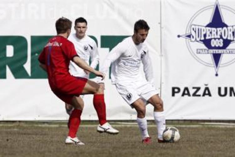 Jucatorii Universitatii Cluj, Paul Tene si Octavian Draghici, imprumutati la Delta Tulcea